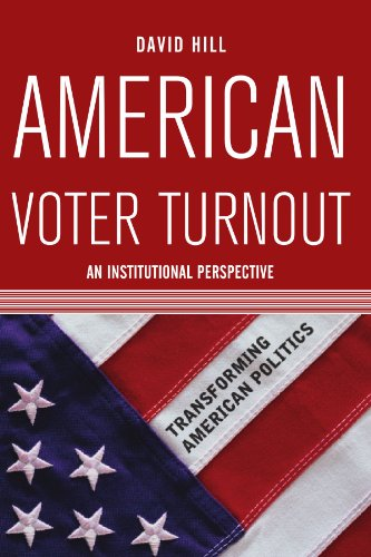 9780813343280: American Voter Turnout: An Institutional Perspective