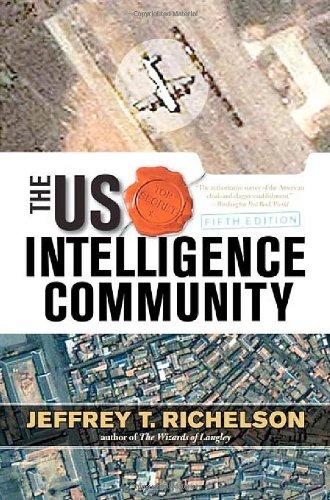 9780813343624: The US Intelligence Community