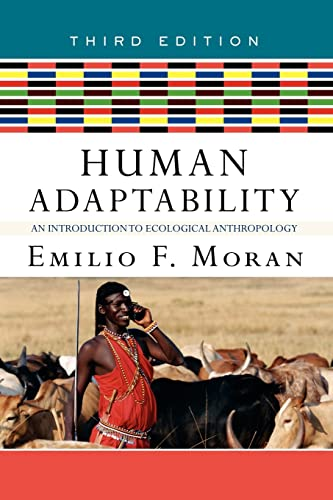 9780813343679: Human Adaptability: An Introduction to Ecological Anthropology