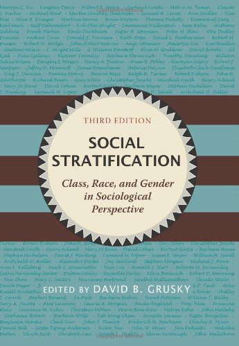 9780813343730: Social Stratification: Class, Race, and Gender in Sociological Perspective