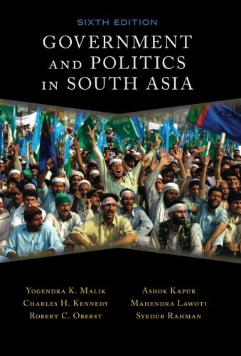 9780813343891: Government and Politics in South Asia