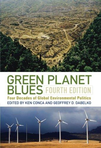 9780813344119: Green Planet Blues: Four Decades of Global Environmental Politics
