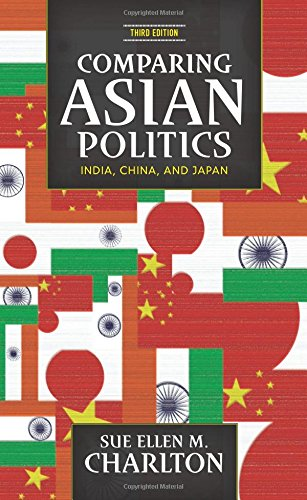 9780813344140: Comparing Asian Politics: India, China, and Japan