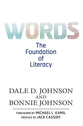 9780813344157: Words: The Foundation of Literacy
