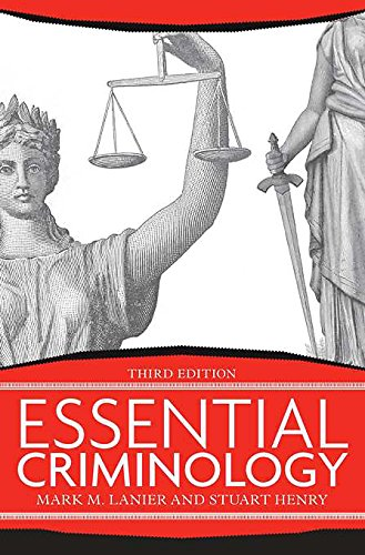 9780813344164: Essential Criminology