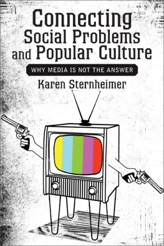 9780813344171: Connecting Social Problems and Popular Culture