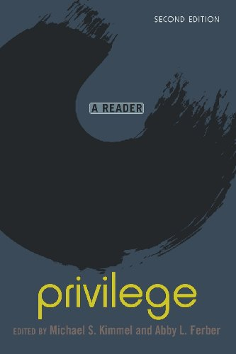 9780813344263: Privilege: A Reader