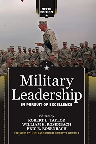 9780813344393: Military Leadership: In Pursuit of Excellence