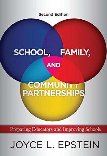 9780813344478: School, Family, and Community Partnerships: Preparing Educators and Improving Schools