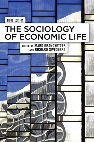 9780813344553: The Sociology of Economic Life