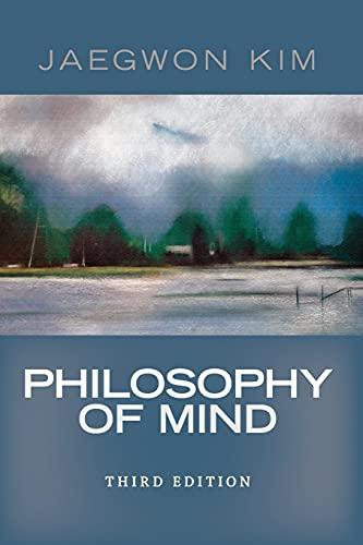 9780813344584: Philosophy of Mind