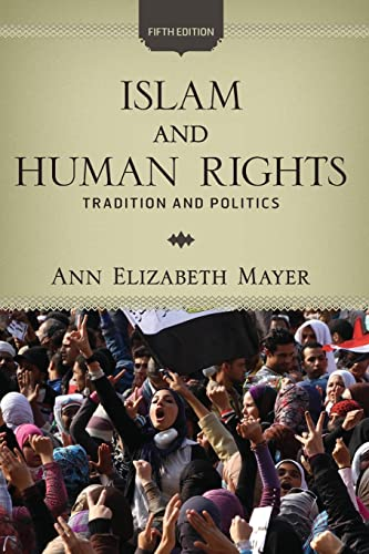 9780813344676: Islam and Human Rights: Tradition and Politics