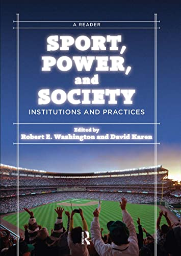9780813344874: Sport, Power, and Society: Institutions and Practices: A Reader
