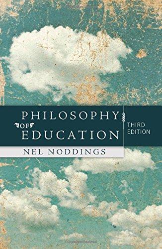 9780813345314: Philosophy of Education