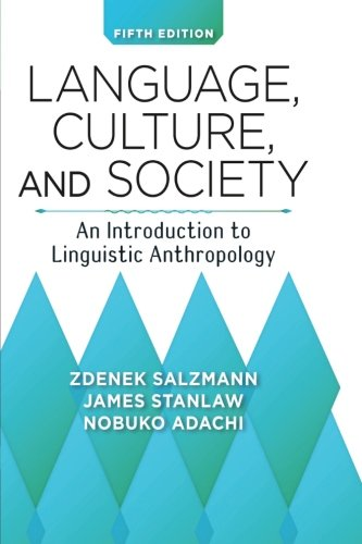 9780813345406: Language, Culture, and Society