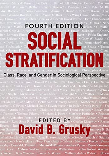 9780813346717: Social Stratification: Class, Race, and Gender in Sociological Perspective