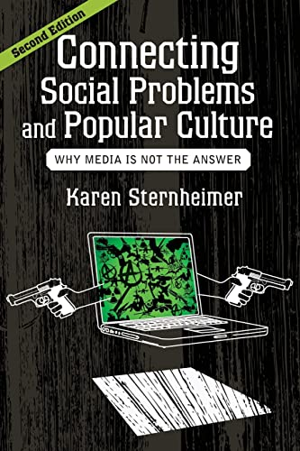 9780813347233: Connecting Social Problems and Popular Culture