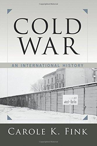 9780813347950: Cold War: An International History