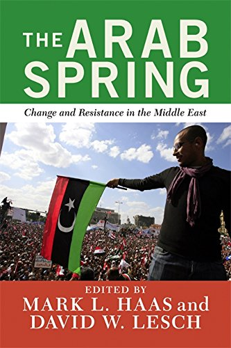 9780813348193: The Arab Spring: Change and Resistance in the Middle East