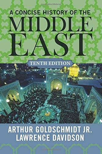 9780813348216: A Concise History of the Middle East
