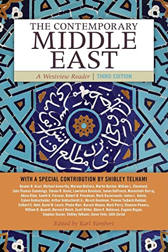 9780813348391: The Contemporary Middle East: A Westview Reader