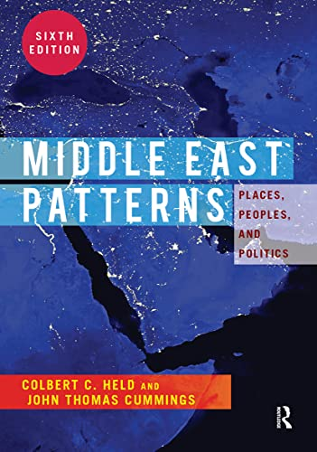 9780813348773: Middle East Patterns: Places, People, and Politics