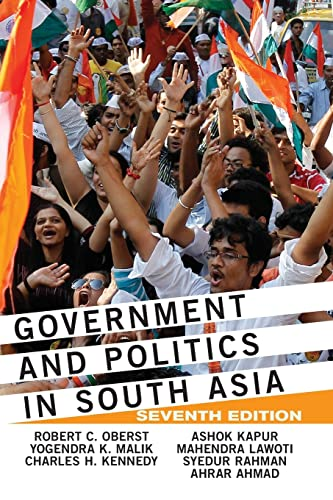 9780813348797: Government and Politics in South Asia