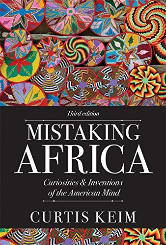 9780813348940: Mistaking Africa: Curiosities and Inventions of the American Mind