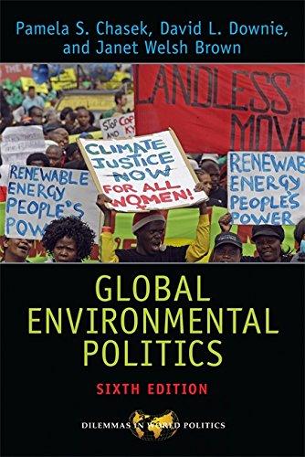 9780813348964: Global Environmental Politics (Dilemmas in World Politics)