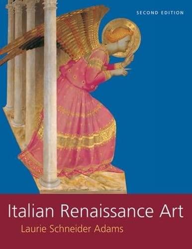 9780813349022: Italian Renaissance Art