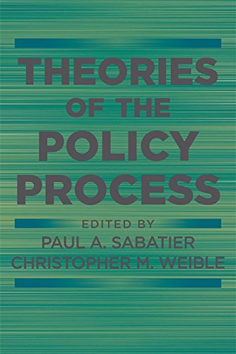 9780813349268: Theories of the Policy Process