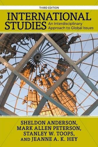9780813349329: International Studies: An Interdisciplinary Approach to Global Issues