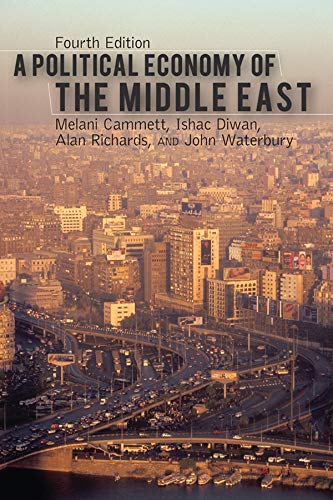 9780813349381: A Political Economy of the Middle East