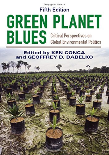 9780813349527: Green Planet Blues: Critical Perspectives on Global Environmental Politics