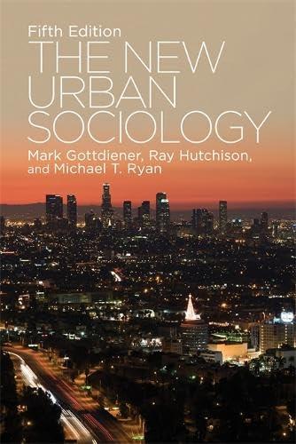 9780813349565: The New Urban Sociology