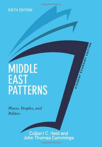 9780813350202: Middle East Patterns, Student Economy Edition: Places, People, and Politics