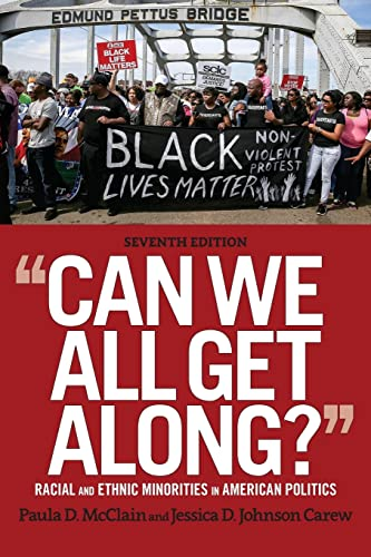 9780813350516: Can We All Get Along?: Racial and Ethnic Minorities in American Politics