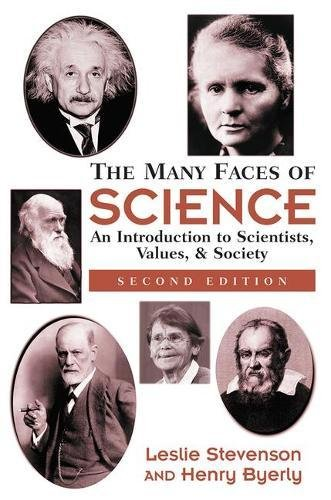 9780813365510: The Many Faces Of Science: An Introduction To Scientists, Values, And Society