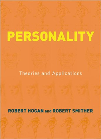 9780813365756: Personality: Theories And Applications
