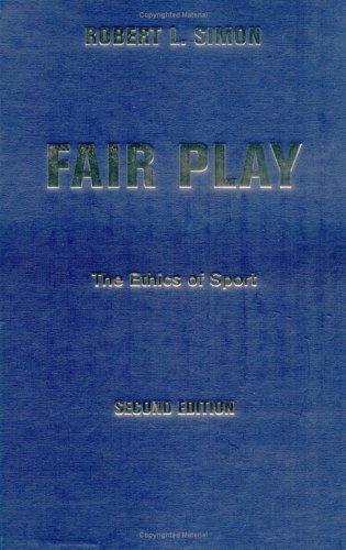 9780813365978: Fair Play: Sports, Values and Society