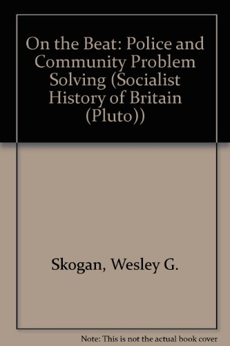 9780813366739: On the Beat: Police and Community Problem-Solving