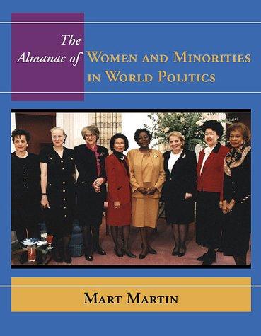 9780813368054: The Almanac Of Women And Minorities In World Politics