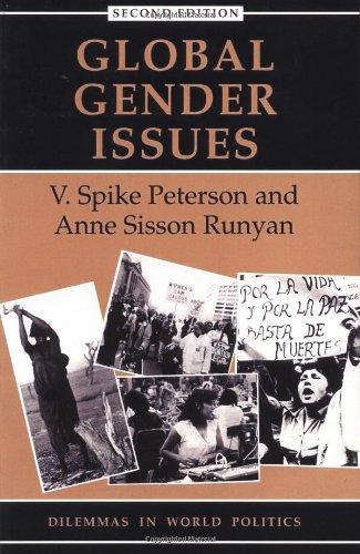 9780813368528: Global Gender Issues (Dilemmas in World Politics)