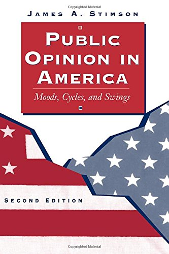 9780813368900: Public Opinion in America: Moods, Cycles, and Swings