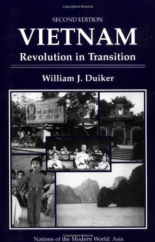 9780813385891: Vietnam: Revolution In Transition, Second Edition (Nations of the Modern World)