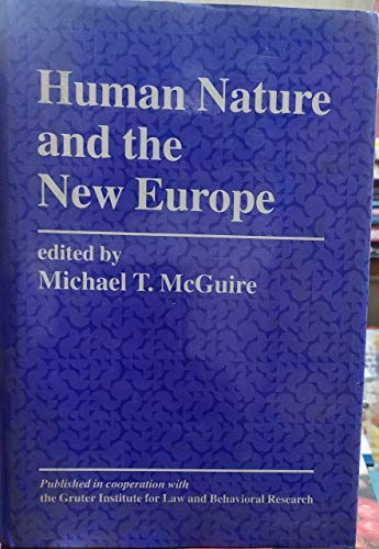 9780813387192: Human Nature and the New Europe