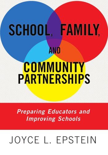 9780813387550: School, Family, And Community Partnerships: Preparing Educators And Improving Schools