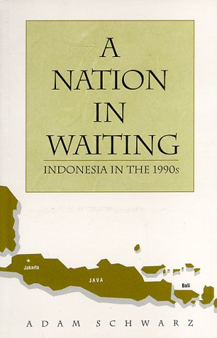 9780813388823: A Nation in Waiting: Indonesia in the 1990s