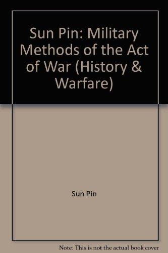 9780813388878: Sun Pin: Military Methods