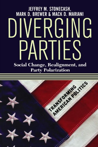 9780813398433: Diverging Parties: Social Change, Realignment, and Party Polarization (Transforming American Politics)